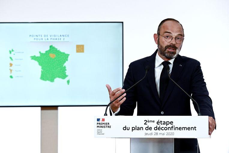 Premier Edouard Philippe