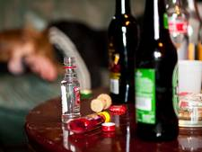 15-jarige gaat 'out' na drinken sterke drank