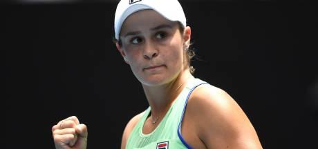 Barty et Osaka souveraines, Kvitova a dû s'employer, Wozniacki fait durer le plaisir