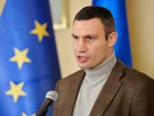 Klitschko réclame une présidentielle anticipée