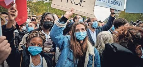 Franse school wil niet 'Samuel Paty'-school heten: 'We zijn bang en laf'