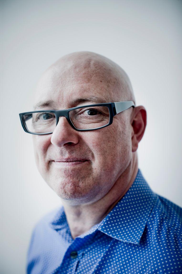 Overheidsmanager Frank Van Massenhove (FOD Sociale Zekerheid):