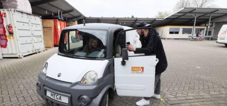 Neos dagbesteding in Eindhoven nu ook voor wijkbewoners: 'Ik weet niet eens wie hier van Neos komt'