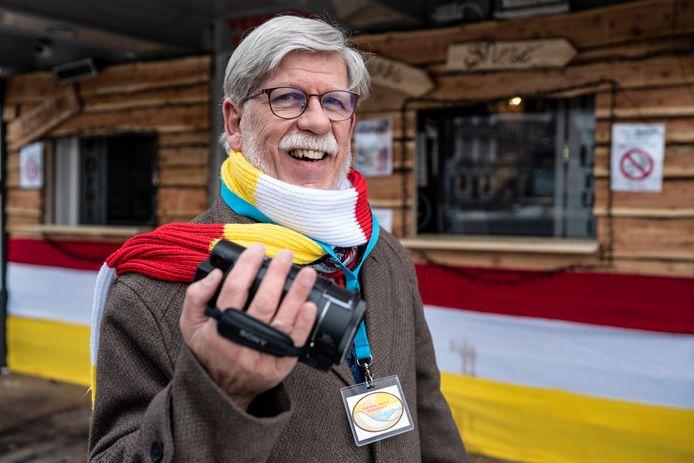 René Esser was de laatste dagen op pad in Oeteldonk om carnaval 2021 vast te leggen.