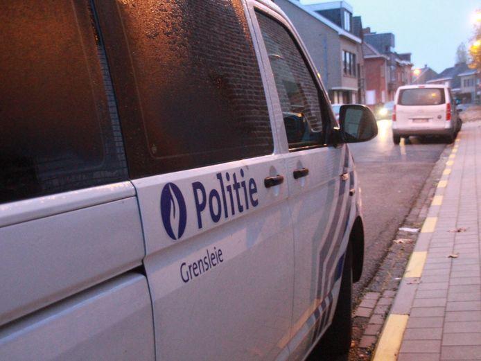 De politie van de zone Grensleie deed de vaststellingen van het vandalisme in Rekkem.