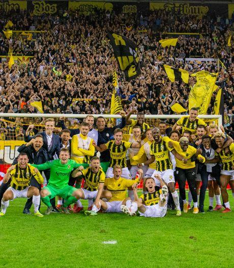 Vitesse bereikt hoofdtoernooi Conference League ten koste van Anderlecht