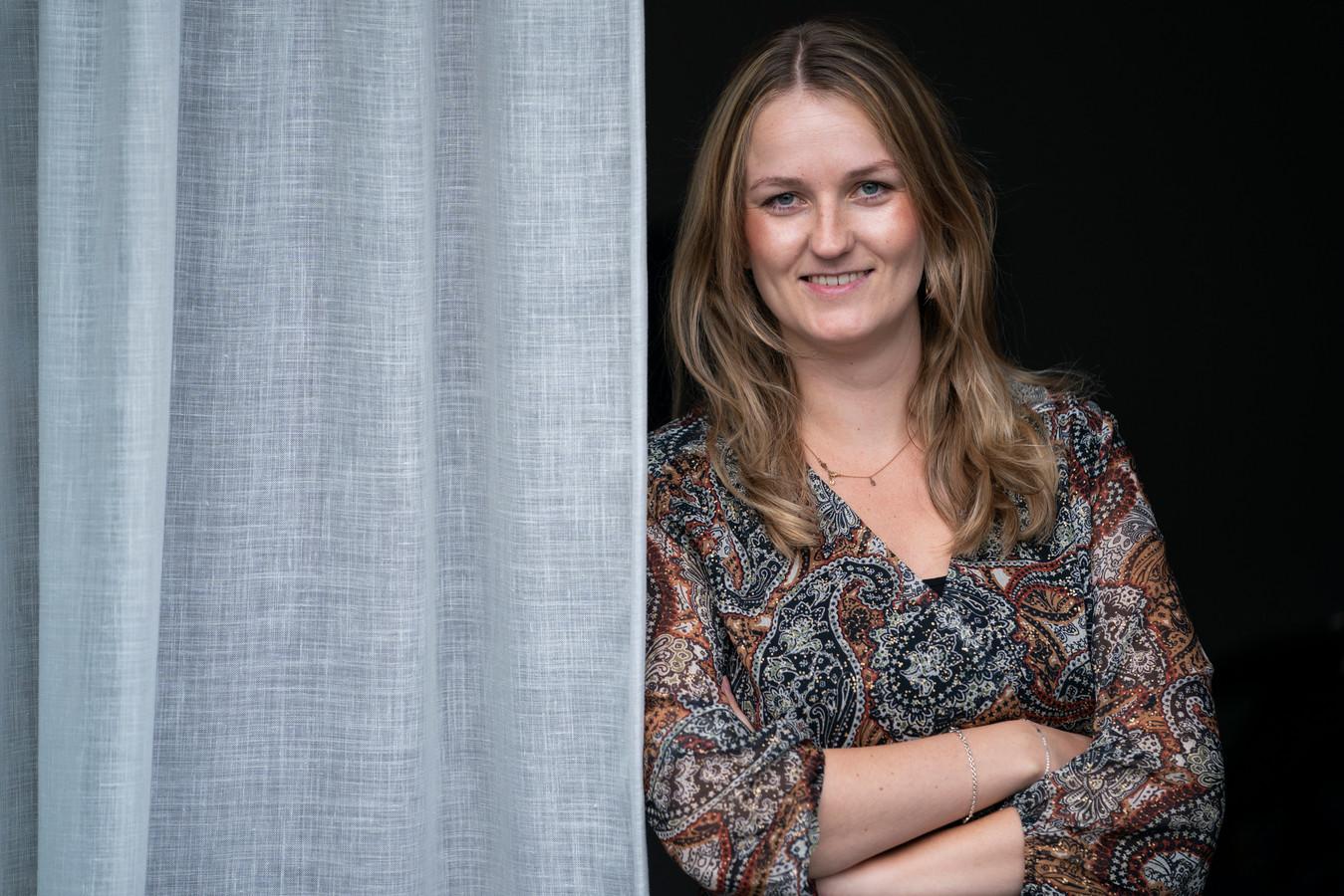 SGP-wethouder Paula Schot.