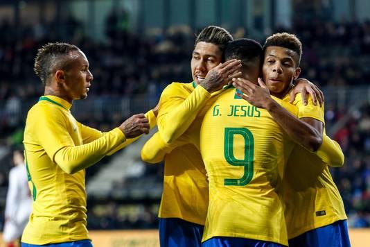 Antony with 'Brazilian Eredivisie purpose' within the footsteps of Romário and Ronaldo |  Overseas soccer