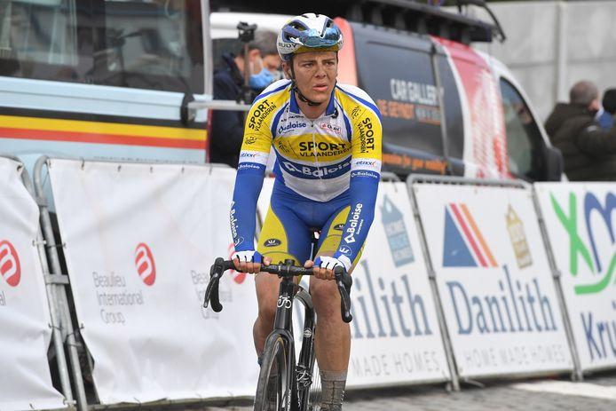 Arne Marit ziet in de Scheldeprijs kansen voor sprinters.