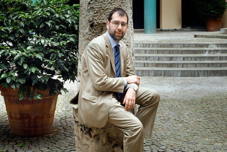 Sven Biscop. Beeld yann bertrand