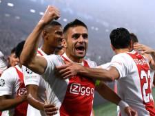 LIVE | Weergaloos Ajax laat geen spaan heel van Dortmund, Haller pikt goaltje mee