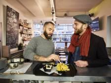'Patatje kaviaar? Nee, toch liever ordinair met mayo'