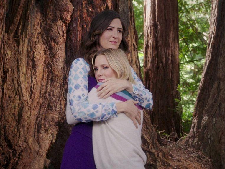 'The Good Place' Beeld Netflix