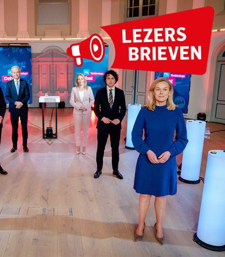 Reactie op het verkiezingsdebat: 'Een enorm gekakel door elkaar'