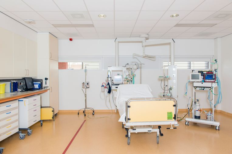 Het Elisabeth-TweeSteden Ziekenhuis in Tilburg. Beeld BSR Agency