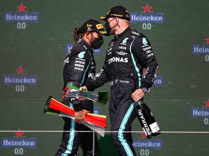 Nieuwe complottheorie in de Formule 1: Mercedes zou bewust met handrem op rijden