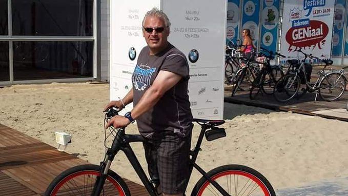 Oproep: wie stal exclusieve mountainbike?