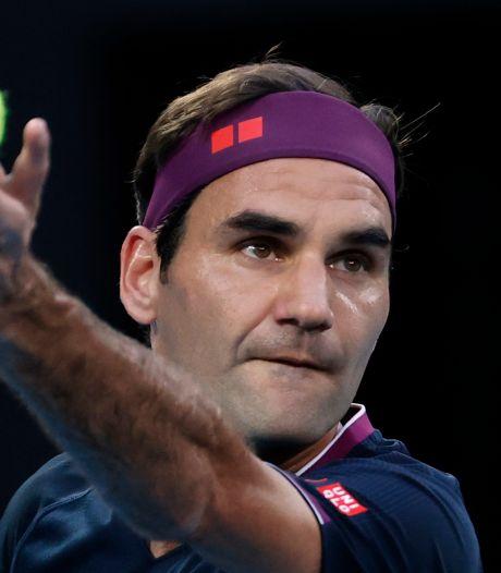 """Roger Federer battu par Basilashvili à Doha: """"Je reviens de tellement loin..."""""""