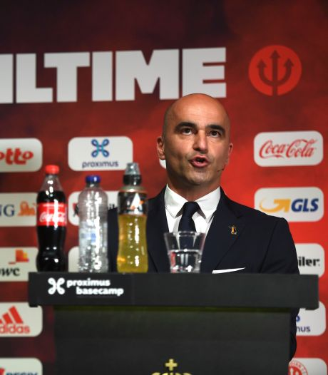 Des discussions entre Roberto Martinez et Tottenham?