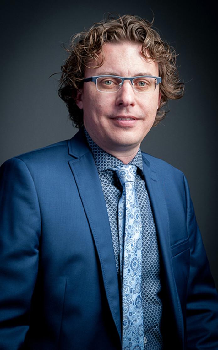 Dirigent Ivo Kouwenhoven.