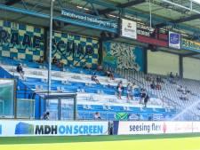 De Graafschap-fans met seizoenkaart kunnen slechts naar helft van de wedstrijden toe
