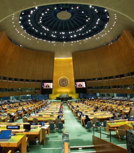 Taliban krijgen geen spreektijd bij VN