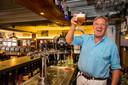 Bob Merckx toast op het succes van de Belgen.