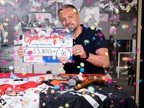 'VVGZ in Actie' voor ongeneeslijk zieke Fred levert 53.800 euro op: 'Echt een fantastisch bedrag'