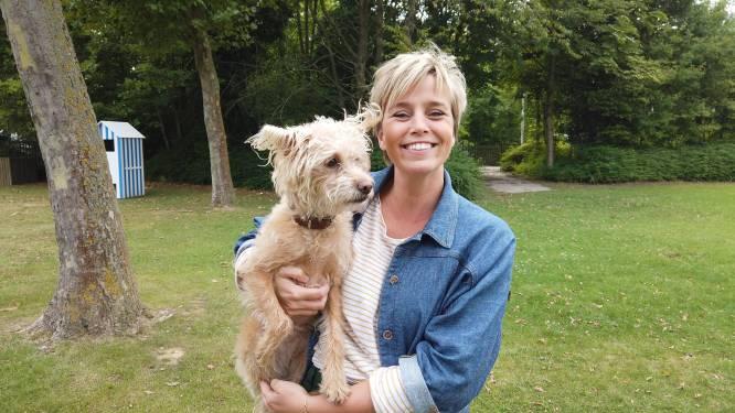 """Britt Van Marsenille was zwanger tijdens opnames van 'Factcheckers': """"Zeven maanden voortdurend misselijk geweest"""""""
