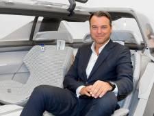 Renault-designbaas Laurens van den Acker: auto wordt integraal deel van je ecosysteem