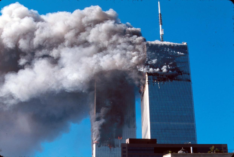 De WTC-torens, 9/11/2001.