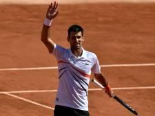 Encore une démonstration de Djokovic à Roland-Garros