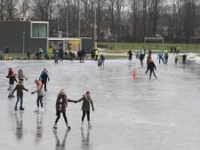 Vandaag kunnen we schaatsen in Dinxperlo, Ruurlo, Lievelde en Aalten