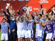 Real Sociedad wint Baskische finale en verovert Copa del Rey van 2020