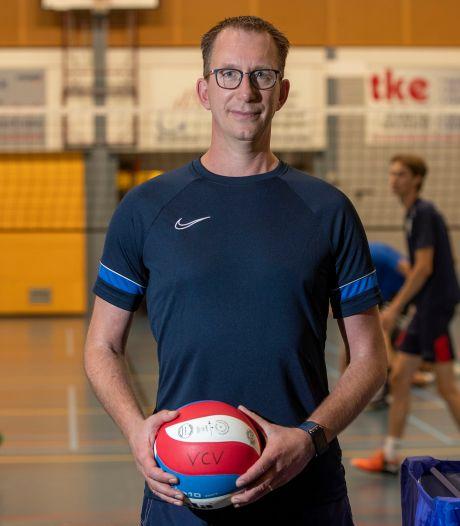 VCV-coach Mater afwezig vanwege EK zitvolleybal; duel in topdivisie verplaatst