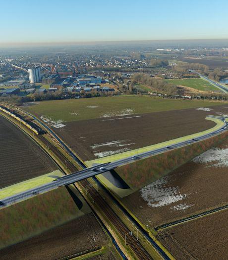 Noordelijke randweg Zevenbergen pas in 2026 klaar: 'Zware tegenvaller, we dromen hier al jaren van'