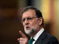 L'ex-Premier ministre espagnol Rajoy accusé d'avoir reçu de l'argent illégalement