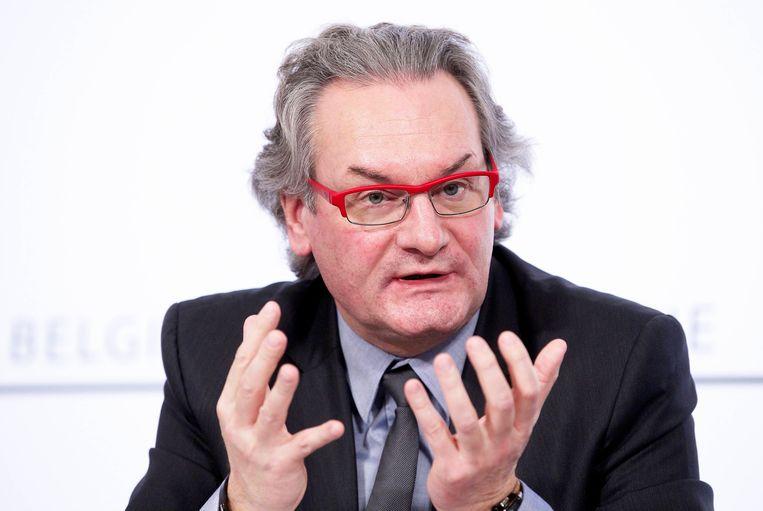 Minister van Overheidsbedrijven Jean-Pascal Labille (PS). Beeld BELGA