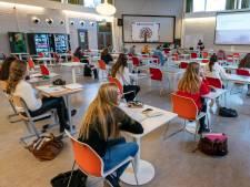 Maurick College wéér populairder, Elde houdt omvang vast