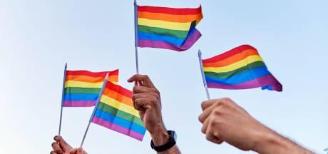 Regenboogvlag is geen politiek signaal