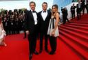 Brad Pitt, Leonardo DiCaprio et Margot Robbie