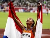 Hassan verrast zichzelf met gouden plak: 'Ik had pijn en was een beetje moe'