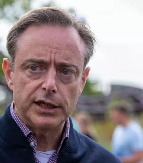 """Bart De Wever: """"Nous avons été forcés de recourir au Covid Safe Ticket"""""""