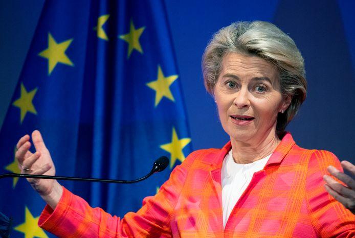 Voorzitter van de Europese Commissie Ursula von der Leyen betwijfelde in september al openlijk of de EU nog wel een handelsovereenkomst kan sluiten met Australië.