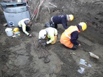 Archeologisch onderzoek Ros Beiaardstraat zit er op: wat valt er al te vertellen over de 72 gevonden skeletten?