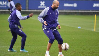 Hij traint goed: Vanden Borre krijgt nog minstens enkele weken tijd om weer profvoetballer te worden