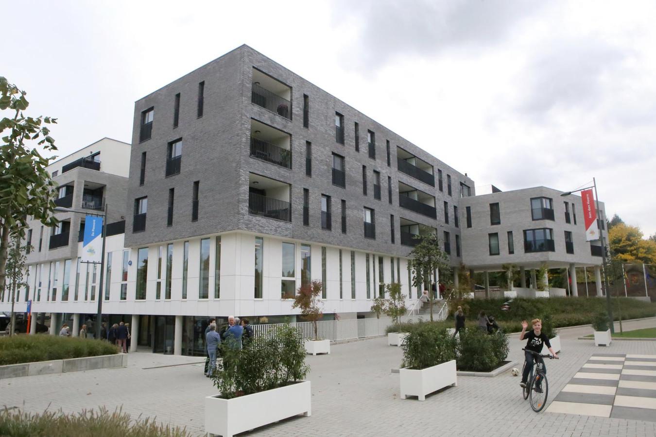 De zittingen van het vredegerecht zullen plaatsvinden in Aen den Hoorn.