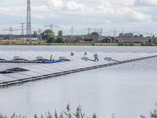 Vergunning is binnen, drijvend zonnepark op Bomhofsplas Zwolle mag komen
