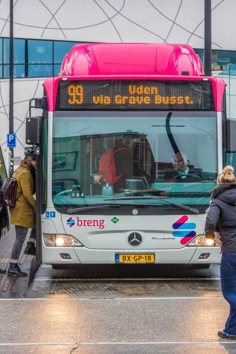 Goedkoper met de regiotaxi naar Nijmegen (maar alleen voor Brabanders)