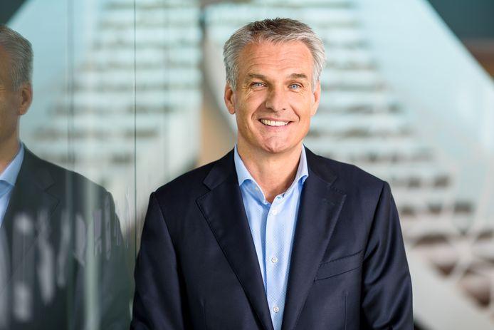 Jeroen Hoencamp, ceo van VodafoneZiggo.